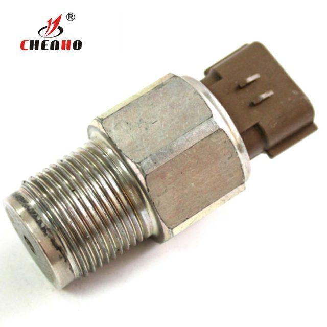 Fuel Rall High Pressure Sensor 499000-6141,common rail pressure,car sensor